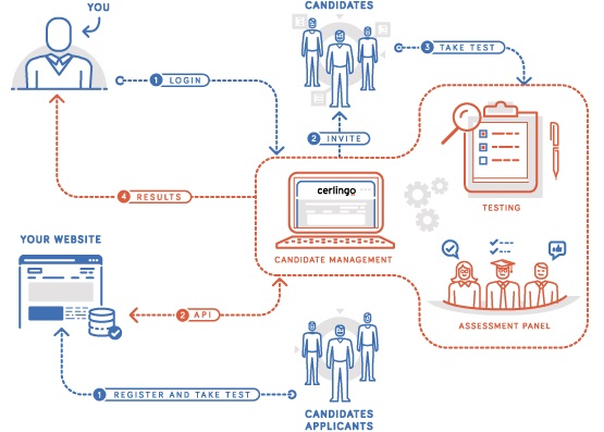 How Cerlingo Translator Competency Testing Works